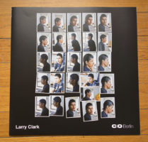 Larry Clark - C/O catalogue, booklet cover