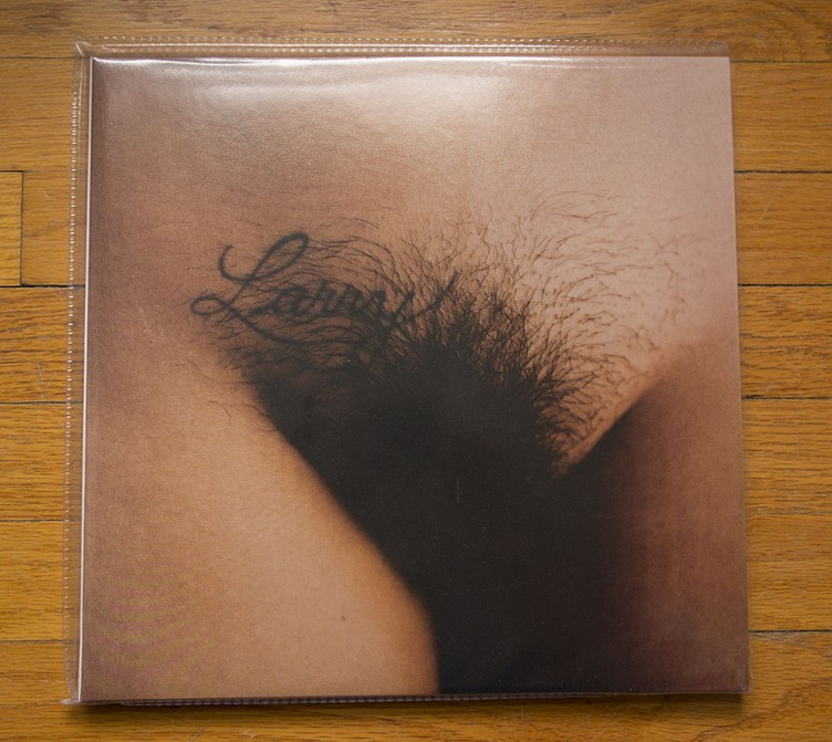 Larry Clark - C/O catalogue, cover