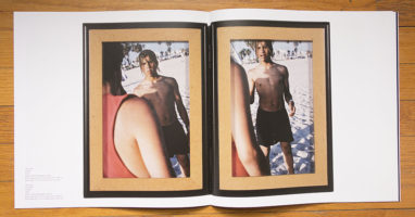 Larry Clark - C/O catalogue, spread