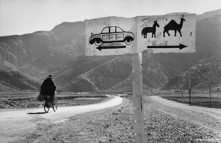 Marc Riboud - Khyber Pass, Afghanistan, 1955