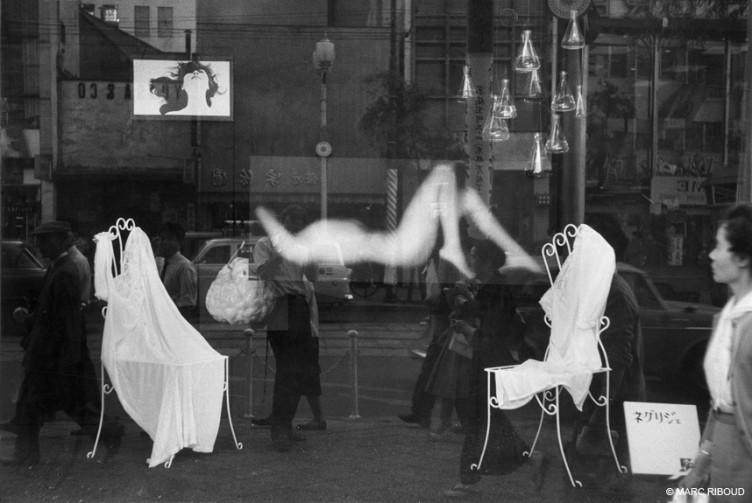 Marc Riboud - Tokyo, 1958