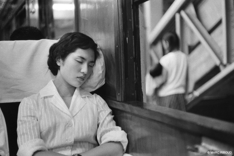 Marc Riboud - Japan, 1958
