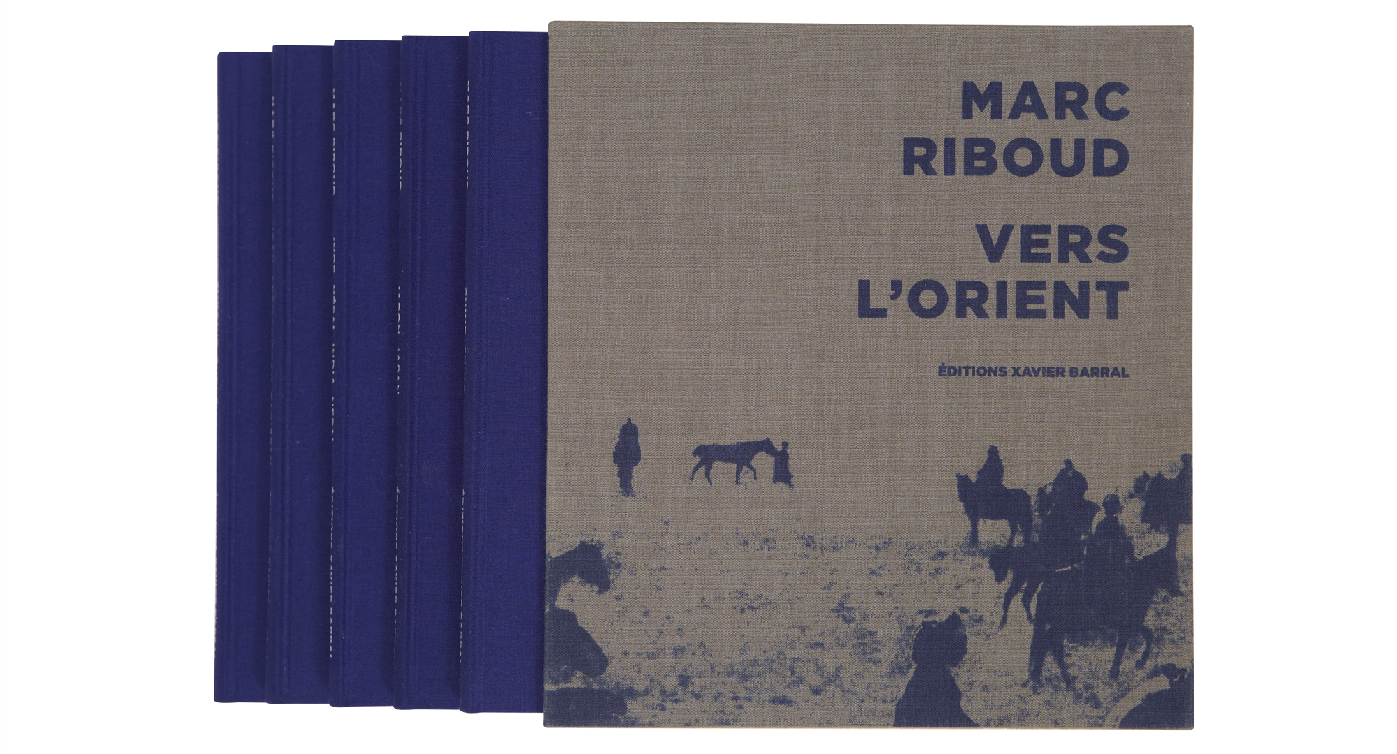 Marc Riboud - Vers l'Orient