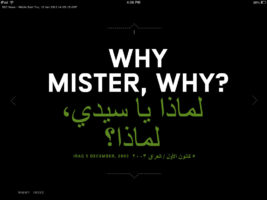 Geert van Kesteren - Why Mister, Why? (first