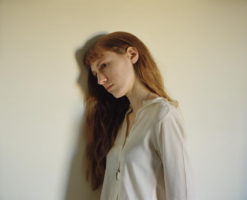 Eva Vermandel - Evie, White Wall, Hornsey, December 2011