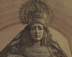 Madonna dell'Incarnazione. Jerez de la Frontera. Andalusia. Maggio 2012