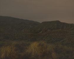 Catena Montuosa di Alhamilla. Andalusia. Novembre 2011